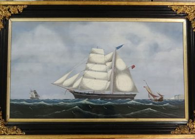 Lot-161-Ivanhoe-26.25x21.25-framed