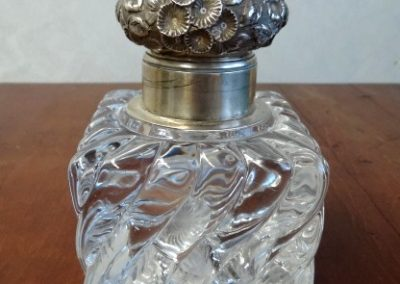 Lot-427 c 1890 sterling lid