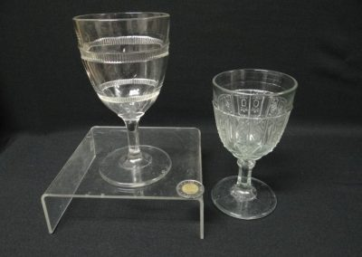 Lot-437 N.S Glass