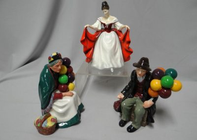 Lot-431 Royal Doulton (3)