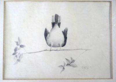 Lot-016 Jorma Nieminen pencil 7x10
