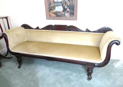 Lot-177 James Malcom settee Halifax c 1835