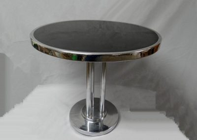Lot-195 Art Deco side table