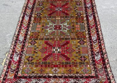 Lot-306 Shirvan 7ft 10 x 5 feet