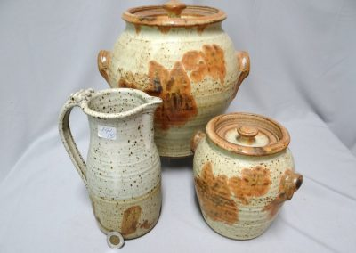 Lot-191 Grand Pre Pottery