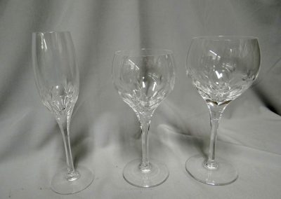 Lot-329 Stuart Crystal approx 40 pieces