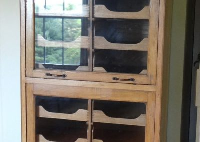 Lot-455 Eatons Display Cabinet