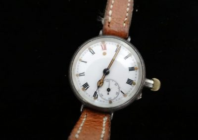 Lot-491 Trench watch c 1917