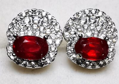 Lot-186 sterling ruby,sapphire ,emeralds (1)