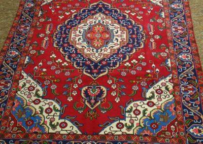 Lot-252 Tabriz 9.6x6.5