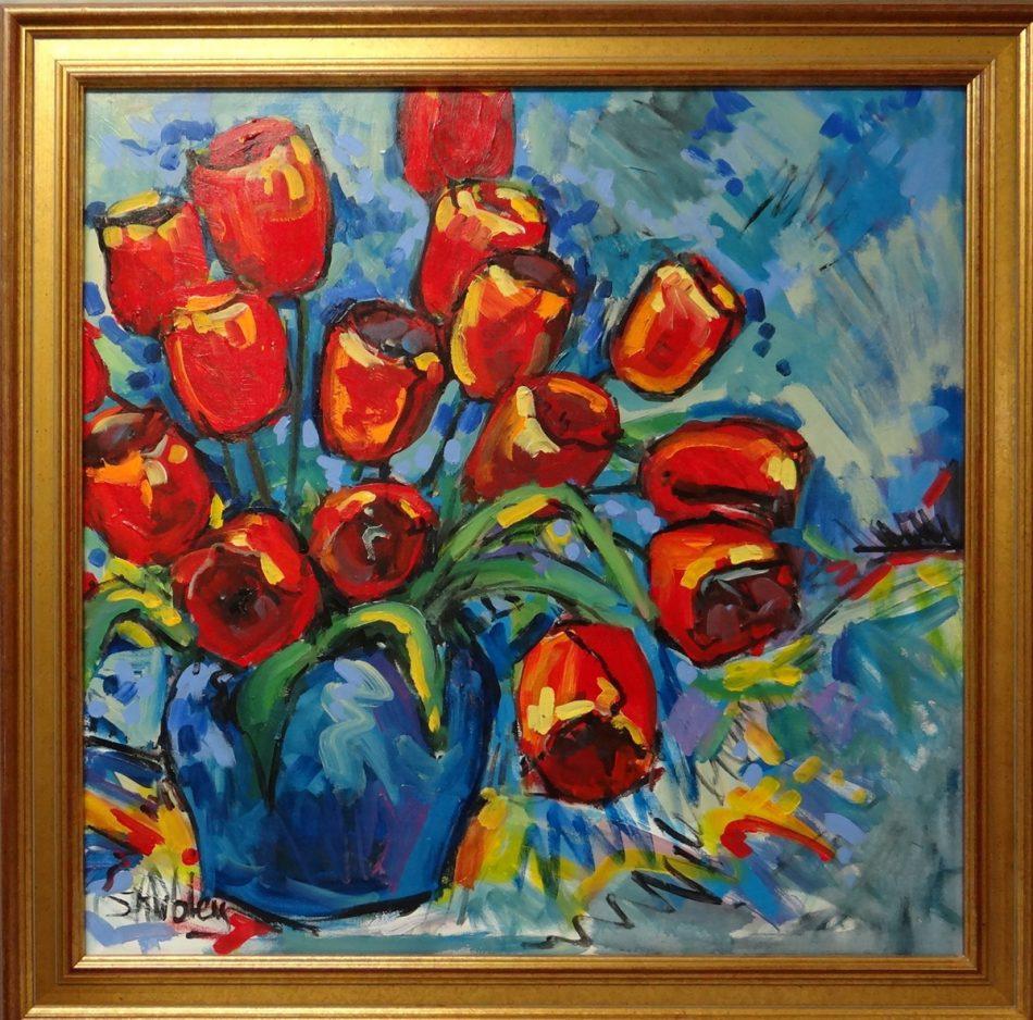 Ted Harrison art auction Halifax Nov Scotia
